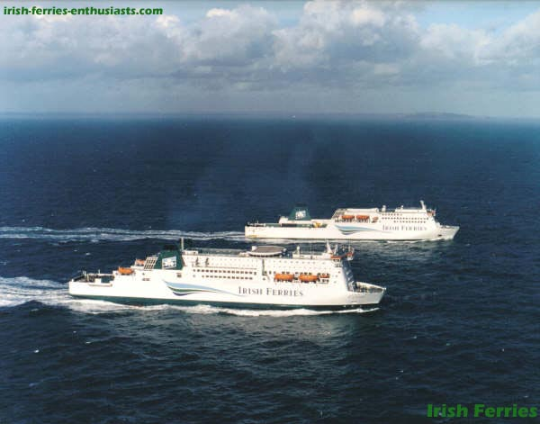 The Isle of Inishmore and Isle of Inishfree