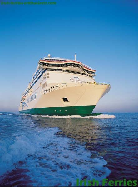 Irish Ferries promotional picture