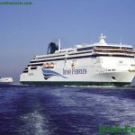 Irish Ferries promotional picture
