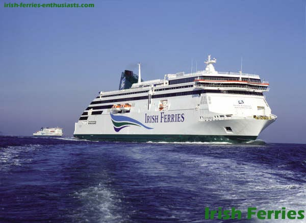 Ferry To Ireland From Holyhead >> Ulysses | Irish Ferries Enthusiasts