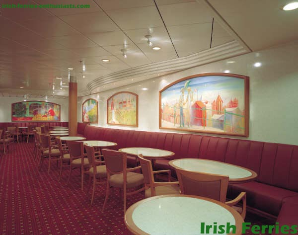 Ulysses | Irish Ferries Enthusiasts
