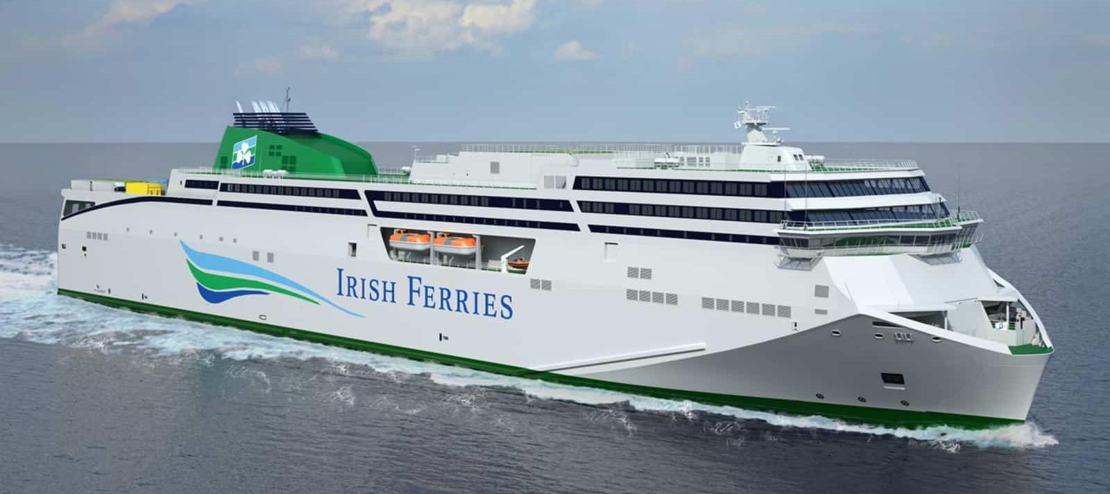 Irish Ferries Hull 777