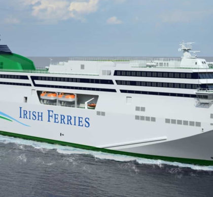 Irish Ferries Hull 777