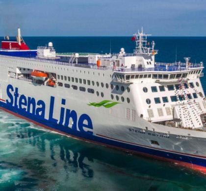 Stena Astrid enters service