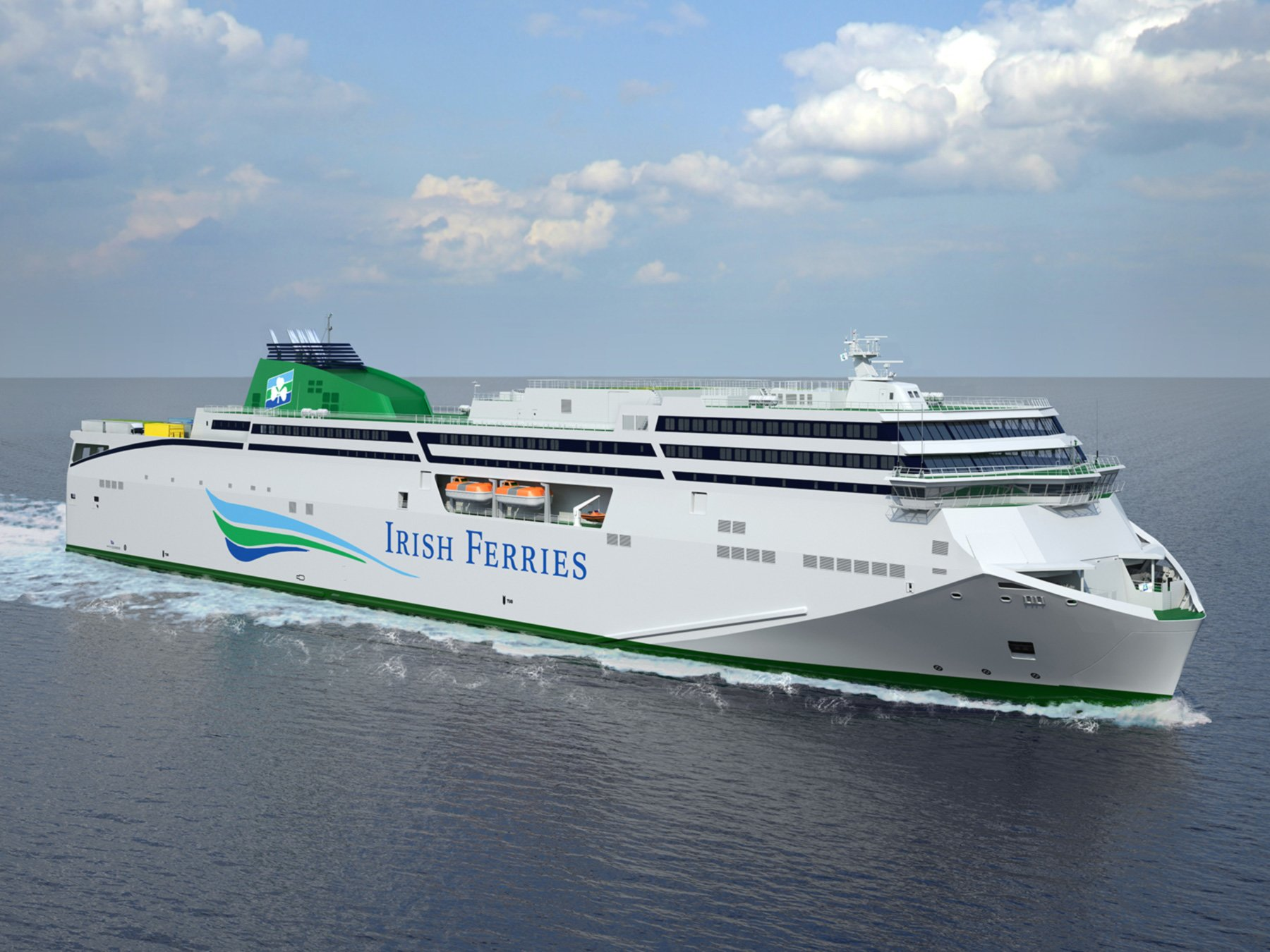 Irish Ferries cancels new Dublin – Holyhead ferry