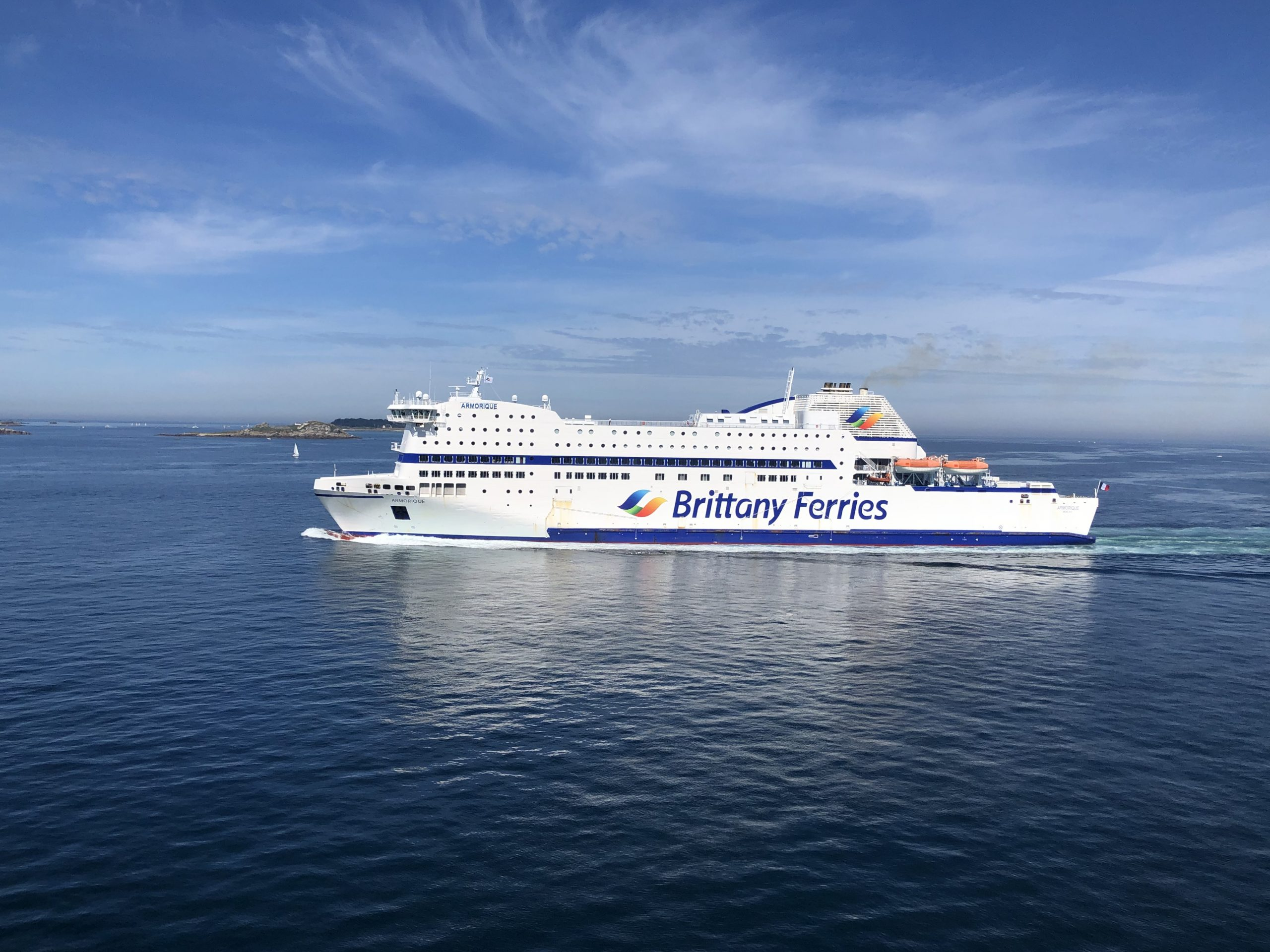 Brittany Ferries to resume mid-week Cork – Roscoff service